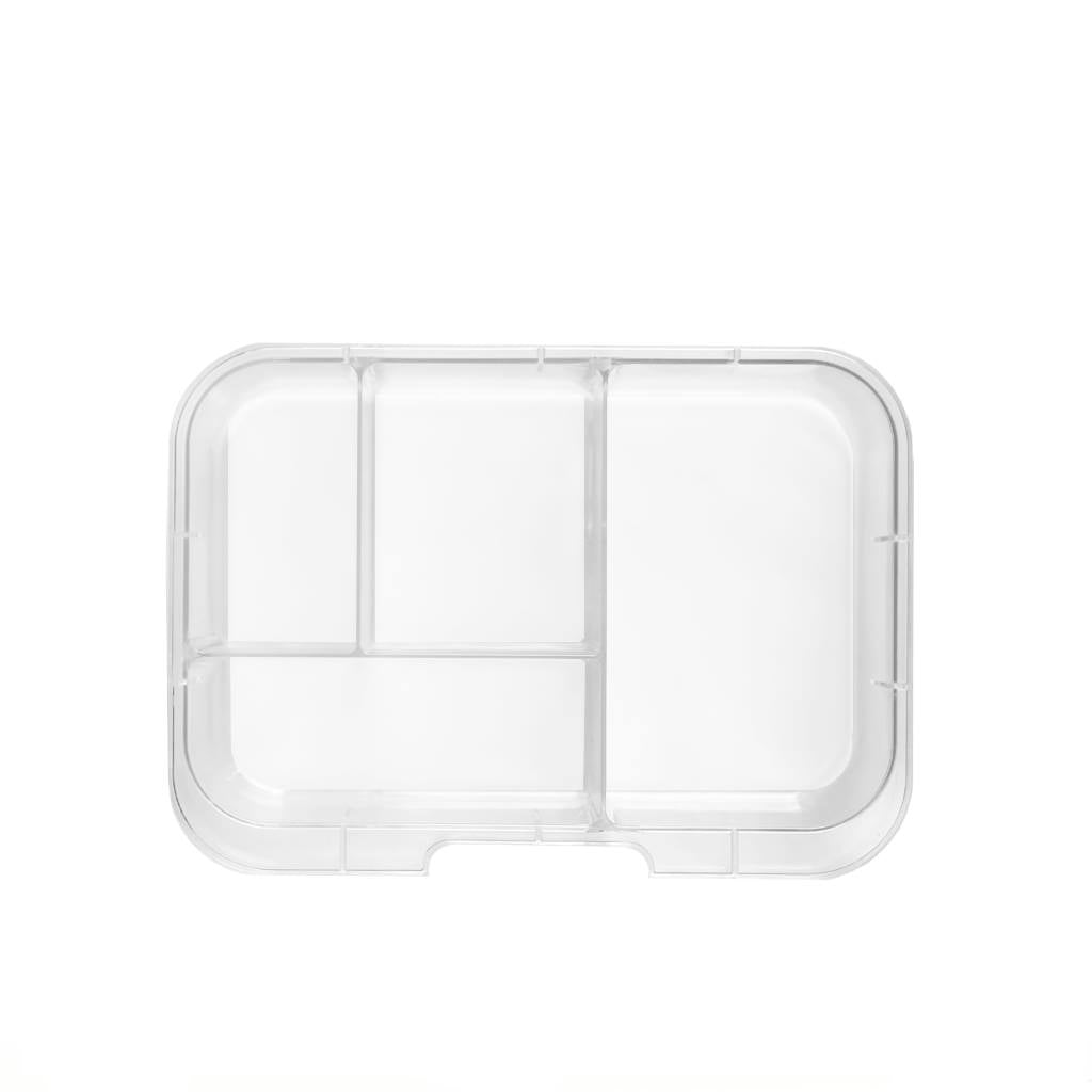 Munchbox Mega4 Clear Tray