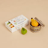 Olli Ella Felt Fruit Craft Set