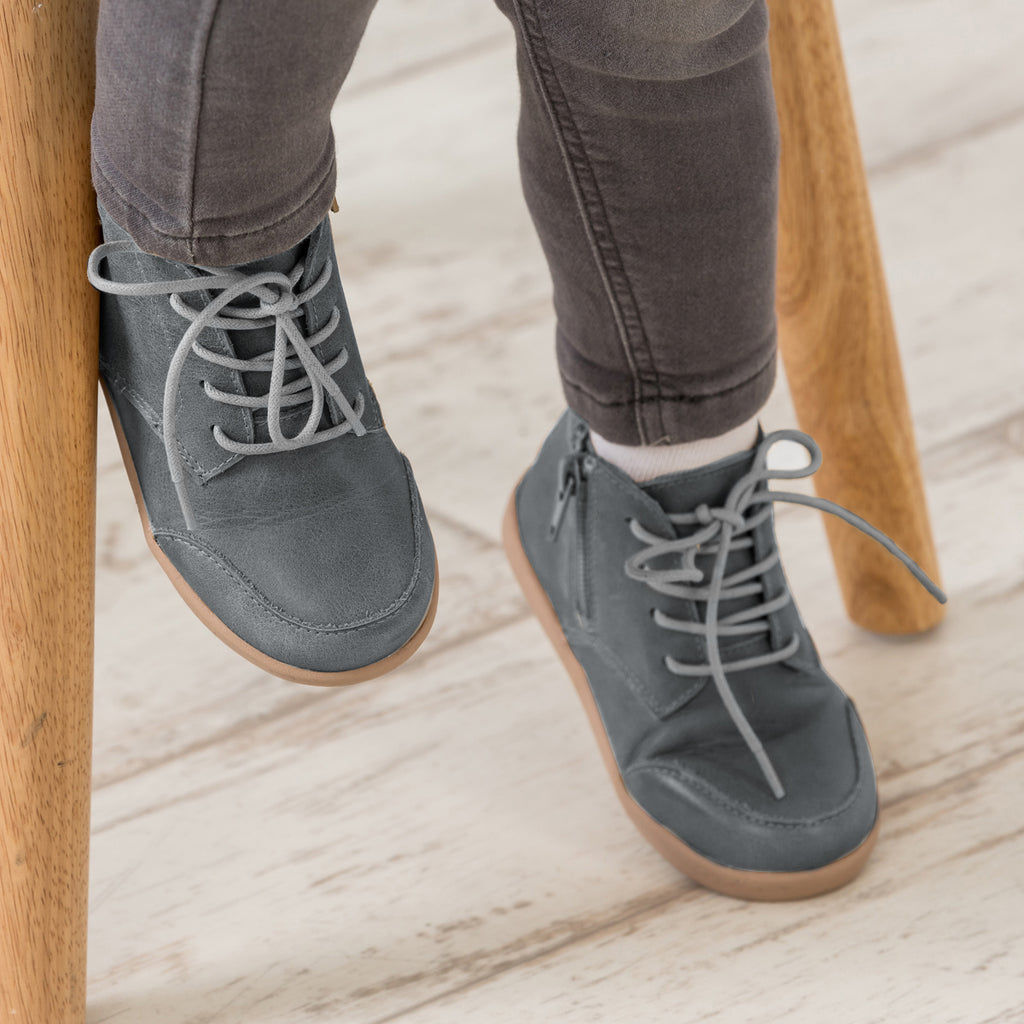 Pretty Brave Archie Boot - Charcoal