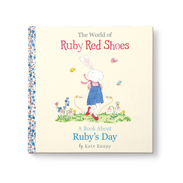 Ruby Red Shoes Ruby's Day Book