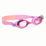 Bling2o Swim Goggles Glam Lash - Beauty Parlour Pink