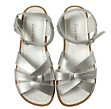 Salt Water Sandals Originals Silver