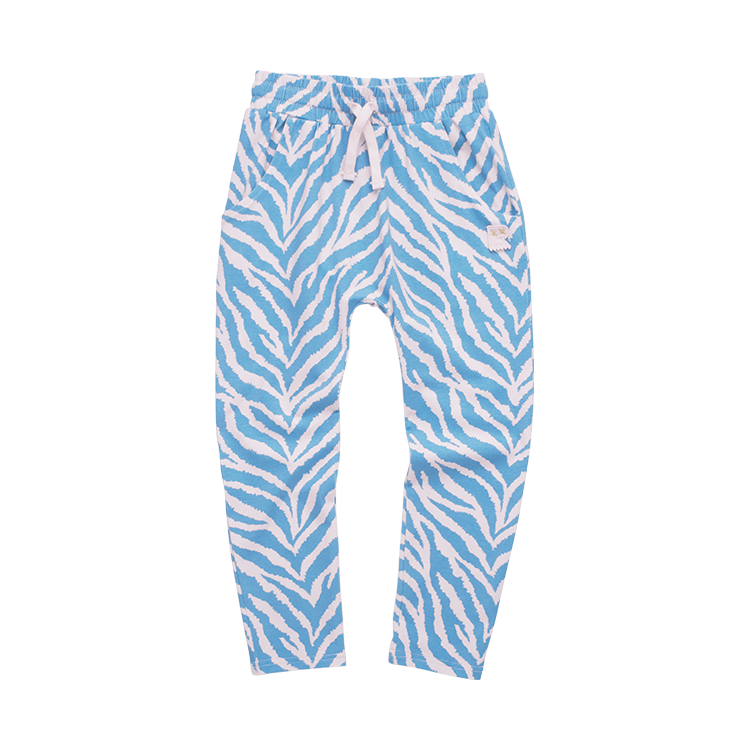 Rock Your Baby Pink Zebra Lounge Pants