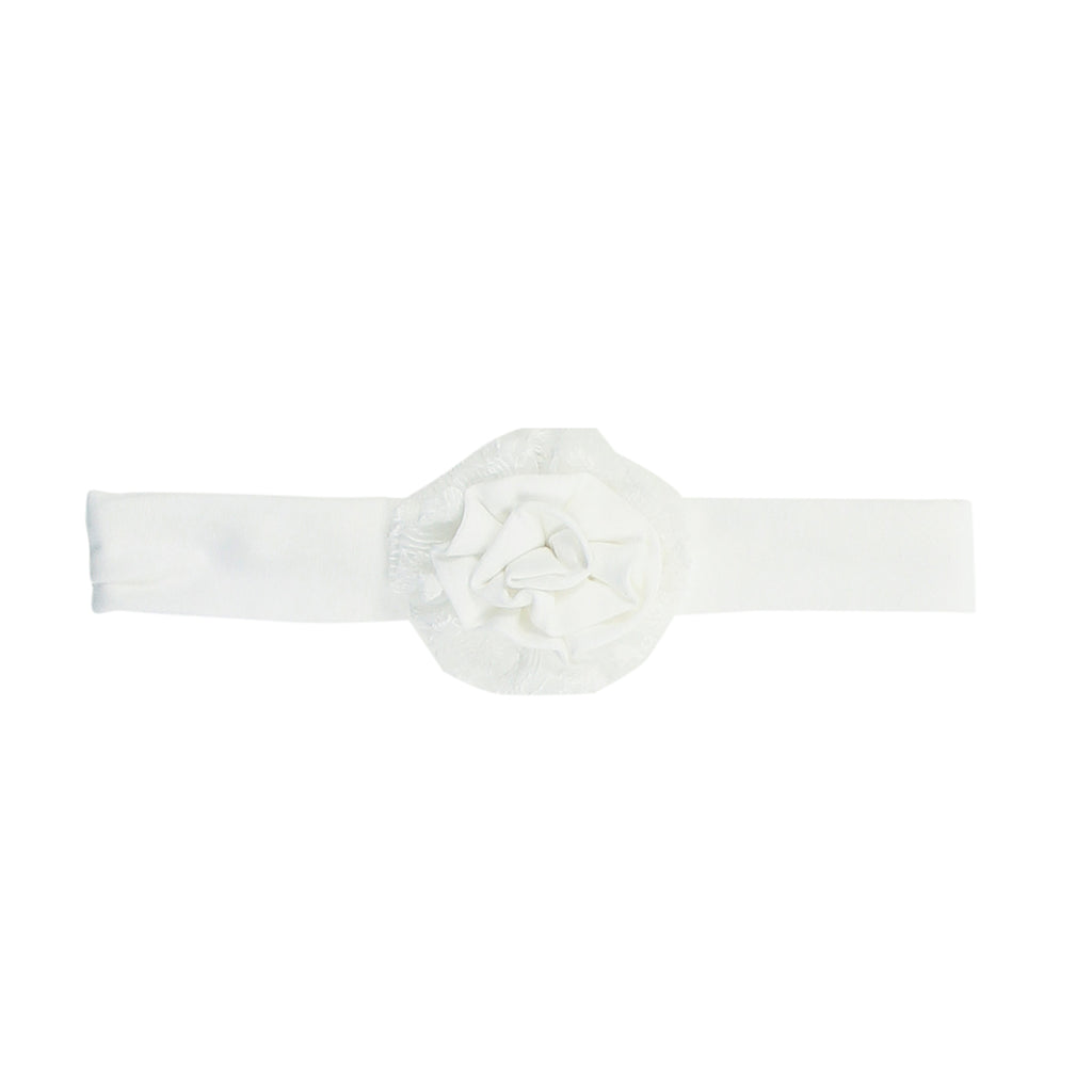 Bebe Girls Flower Headband