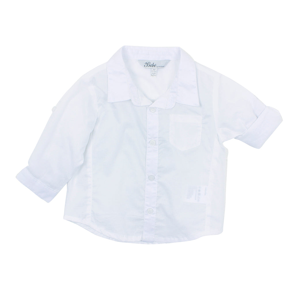 Bebe Theo LS Shirt With Pocket