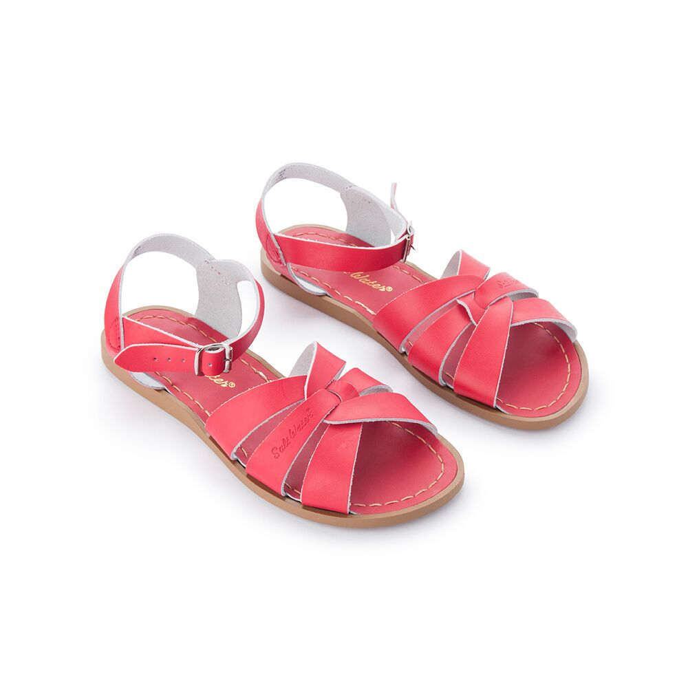 Salt Water Sandals Originals Red