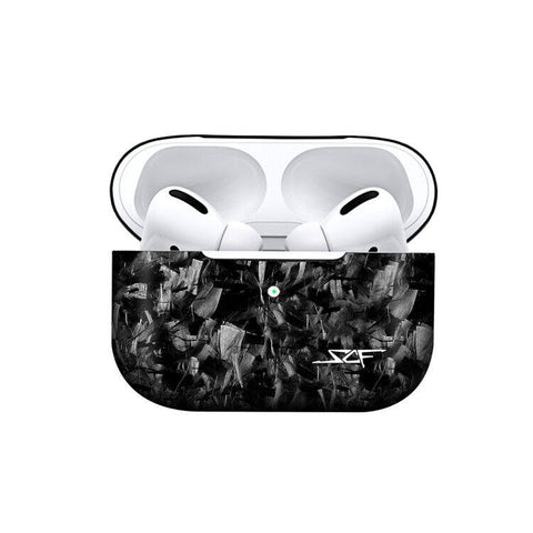 Apple AirPods PRO Forged Carbon Fiber Case - A Horizon Dawn