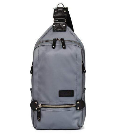 Blue Bearberry Bags & Wallets Grey URBAN SLING PACK
