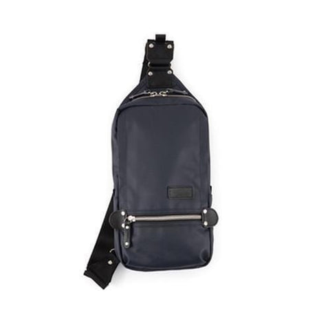 Blue Bearberry Bags & Wallets Navy URBAN SLING PACK