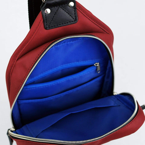 Blue Bearberry Bags & Wallets URBAN SLING PACK