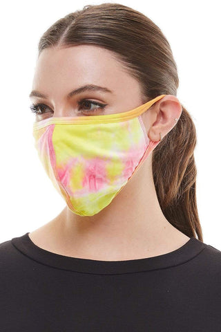 Indigo Arrowwood Face mask Face cover Fashion Stretchable Ear Loop Washable Reusable Face Mask