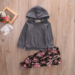 Baby Clothes Hoodie Set-A Horizon Dawn