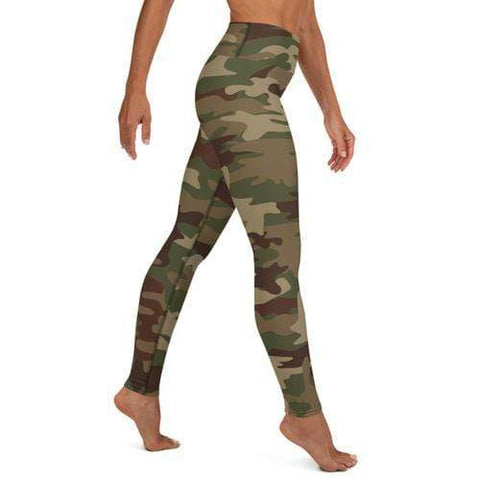 Lavender Millie Leggings Army Camo Leggings,