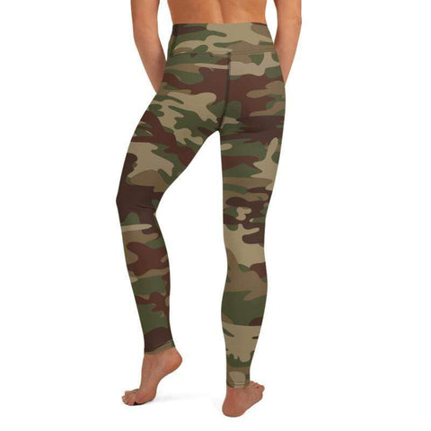 Lavender Millie Leggings High Waist Army Leggings Women