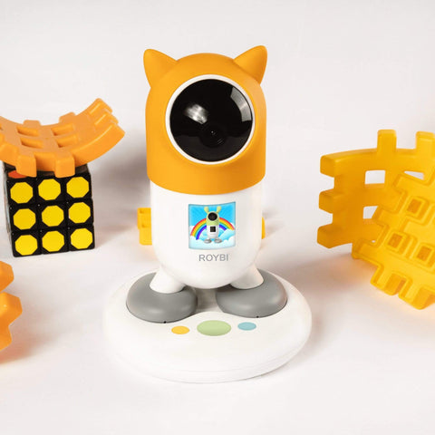 Roybi Robot Smart Educational Toy For Kids Creative Stem Learning - A Horizon Dawn