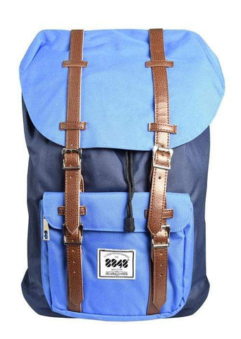 Silver Sand Brier Accessories Onesize / Black and Navy Backpack,Travel Hiking & Camping Rucksack Pack,