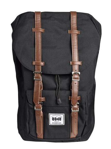 Silver Sand Brier Accessories Onesize / Black Backpack,Travel Hiking & Camping Rucksack Pack,