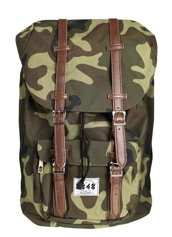 Silver Sand Brier Accessories Onesize / Camoflage Backpack,Travel Hiking & Camping Rucksack Pack,
