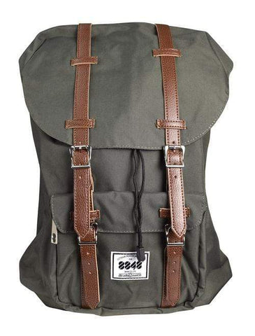 Silver Sand Brier Accessories Onesize / Huntergreen Backpack,Travel Hiking & Camping Rucksack Pack,