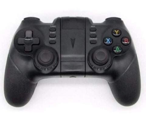 Yellow Pandora Mobile & Laptop Accessories Black Bluetooth Gaming Controller for Android and PCs