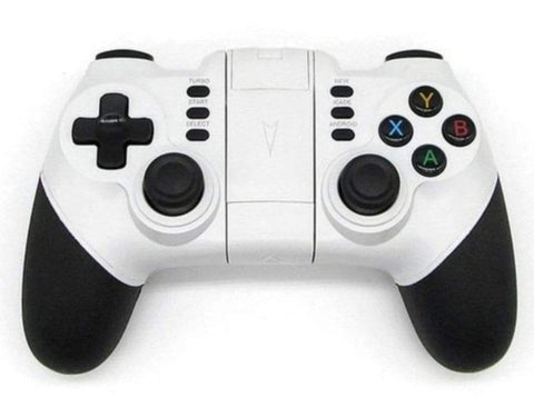 Yellow Pandora Mobile & Laptop Accessories White Bluetooth Gaming Controller for Android and PCs