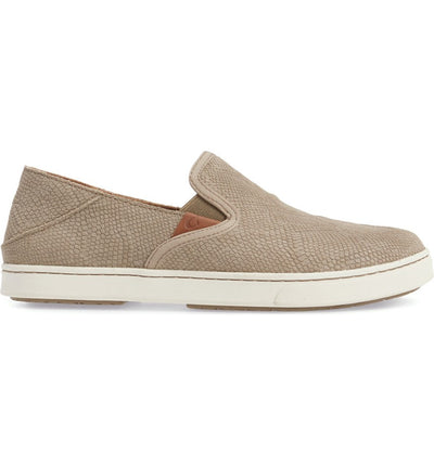 Olukai Women's Pehuea Leather Slip 20329