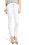 AG Jeans The Legging Ankle Skinny Jeans in Rudimentary White SSW1389-LH RDW
