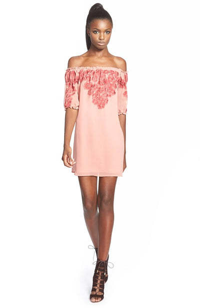 For Love & Lemons Sicily Mini Dress D1347ES