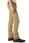 Hudson Byron Straight Leg Pants in Raw Umber M255DLE
