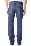 Hudson Byron Straight Leg Jean in Relentless Wash M255ZDHA