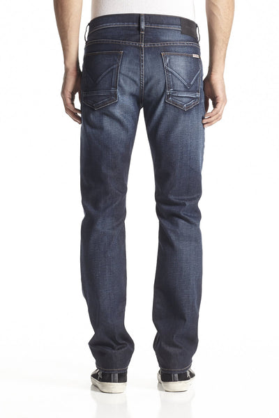 Hudson Byron Straight Leg Jean in Orion Wash M255DBG