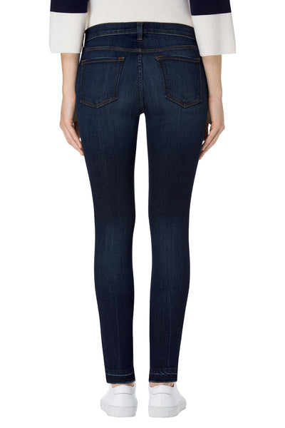 J Brand 620 Mid Rise Super Skinny in Disguise Destruct Wash 620I588 J46305