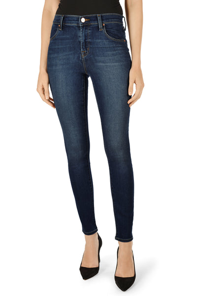 J Brand Maria High Rise Skinny Jean Fleeting Wash 23110O208
