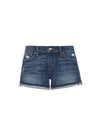 Joe's Jeans Women's The Markie Mid-rise Rolled Short in Maura Wash DCAMUA4760