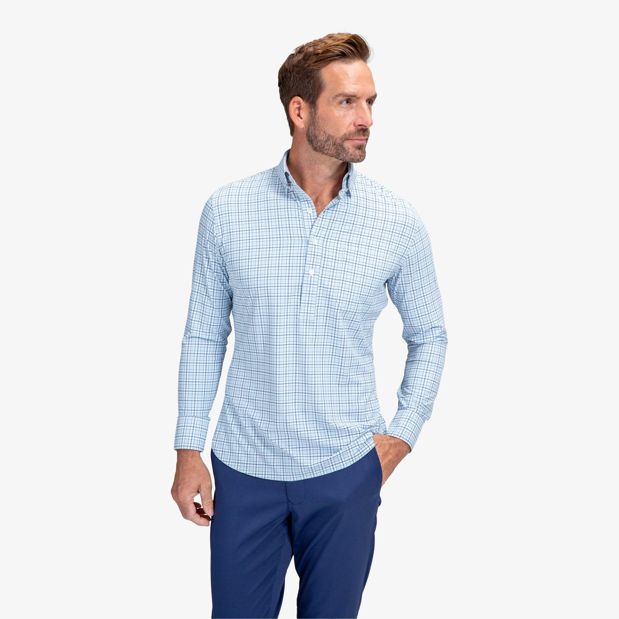 Mizzen+Main Lightweight Leeward Shirt LWL-F20-42015-T