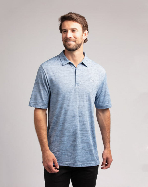 Travis Mathew Swiming Tostada Polo Shirt River side 1MR418