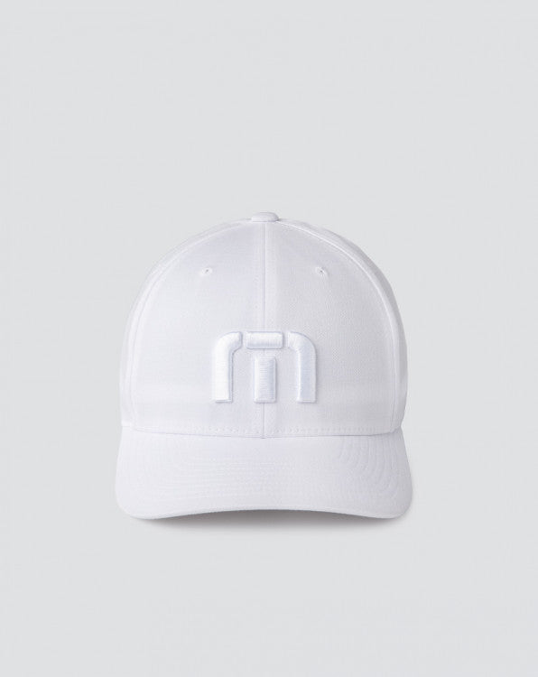 Travis Mathew Leezy White Hat 1MR435