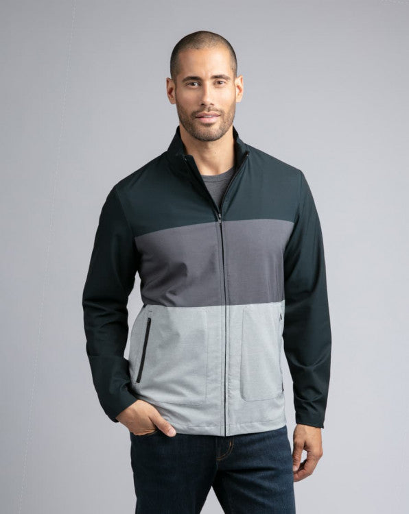 Travis Mathew Johnson Black Jacket 1MR451