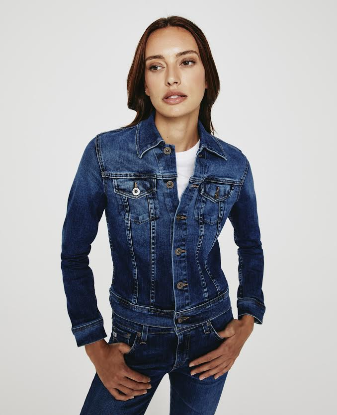 AG Jeans Robyn Jacket Alliance Wash RAS4087