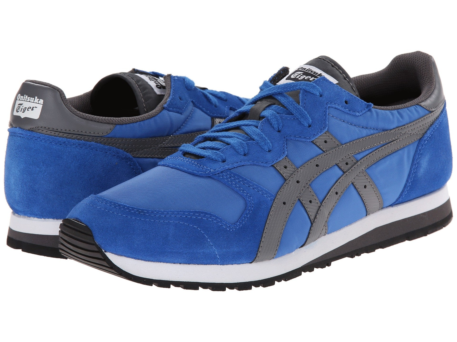 buy online 6d46a 0a029 Onitsuka Tiger by Asics OC Runner in Stong Blue/Grey D549L.4411