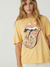 Daydreamer Rolling Stones Flower Toungue BF Tee CB1265ROL759N