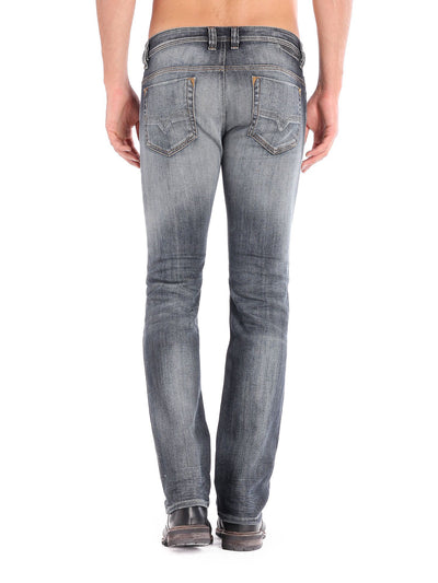 Diesel Safado Regular Slim-Straight Tapered Jean 0885K