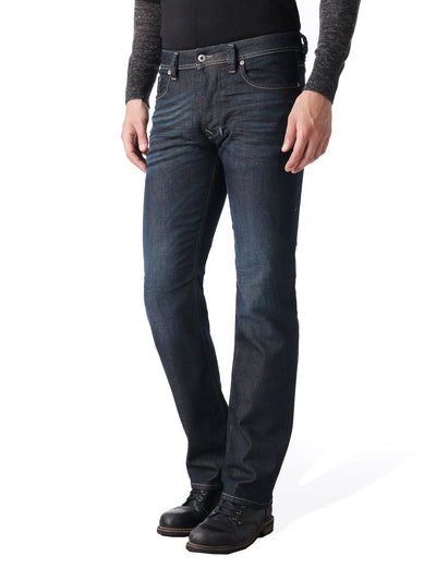 Diesel Larkee 0845G Regular Straight Leg Jean-Stretch