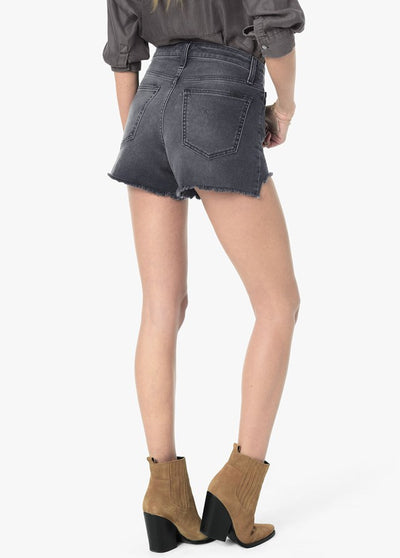Joe's Jeans The Smith High Rise Short in Roya GOBROA4029