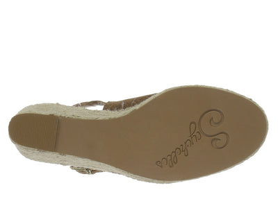 Seychelles Charismatic Suede Wedge