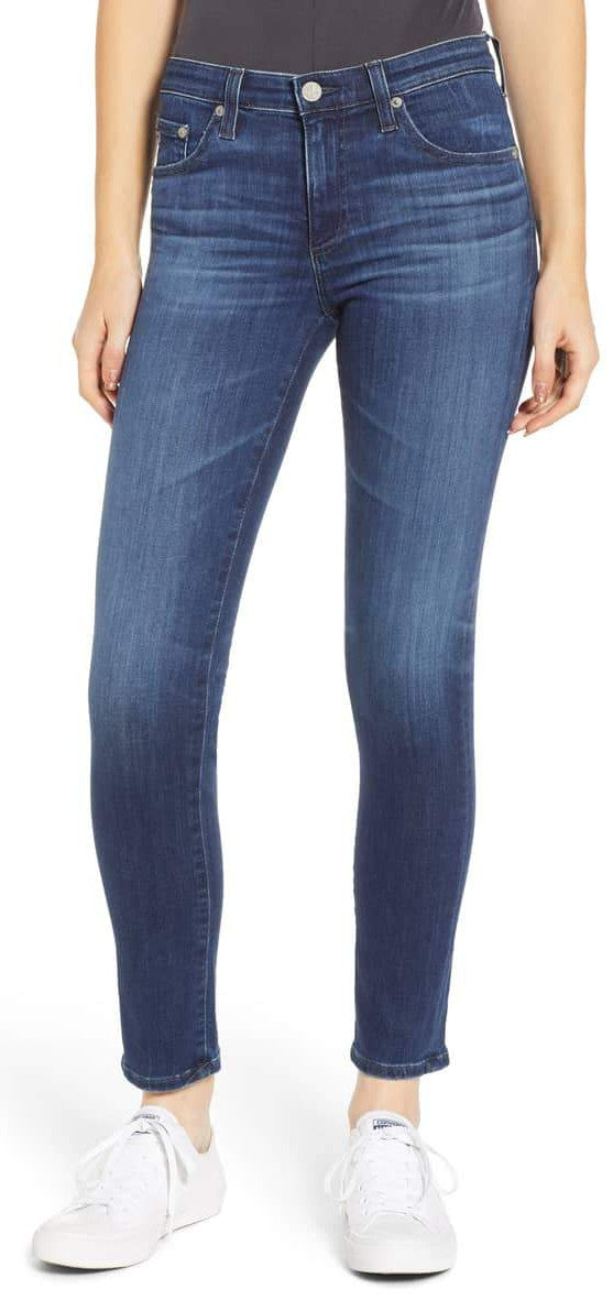 AG Jeans The Prima Ankle in 5 Years Blue Essence PSI1855 05Y-BLE