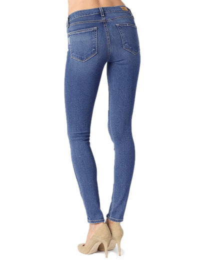 Paige Verdugo Ultra Skinny Jeans in Tristan Wash 1394521-2225