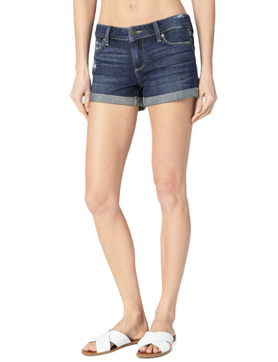 Paige Jimmy Jimmy Cuffed Boyfriend Short in Atticus 1226712-2348