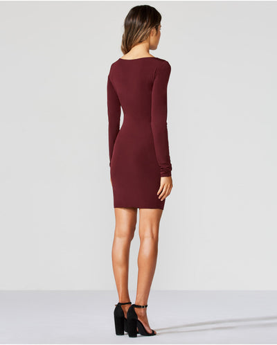 Bailey44 Clandestine Draped Dress 408-R580