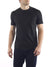 Agave Byron Bay Short Sleeve Crew Neck T-Shirt K-1351, Anthracite